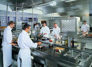 طراحی آشپزخانه رستوران
