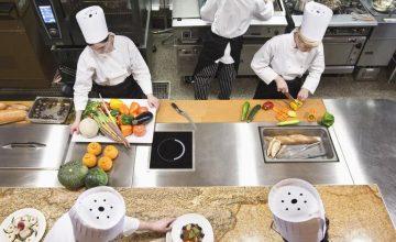 راه اندازی آشپزخانه