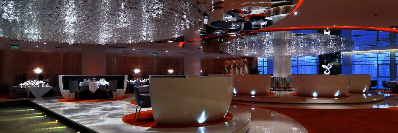 رستوران ژاردین دوجید - چین