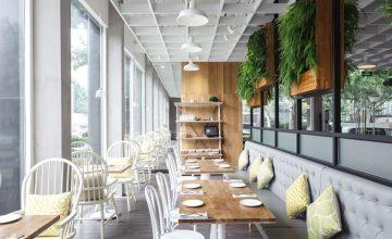 پلان تاثیرگذار بر طراحی داخلی رستوران