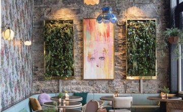 اهمیت القای آرامش در طراحی داخلی رستوران