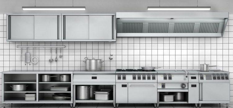 تجهیزات اصلی آشپزخانه رستوران