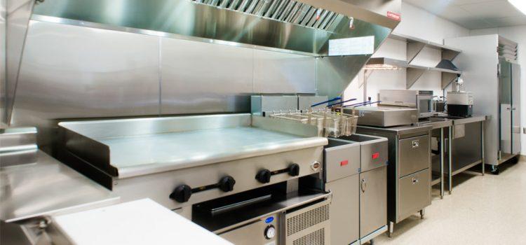 تاثیر تجهیزات پخت فست فود روی کیفیت غذا