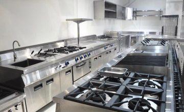 انتخاب تجهیزات آشپزخانه صنعتی